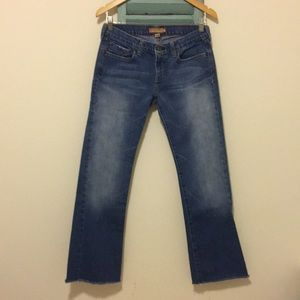 Abercrombie & Fitch Emma Boot Jeans 6L